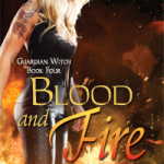 Cover of Blood & Fire by Ally Shields