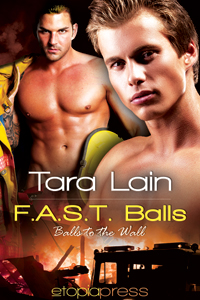 Cover of F.A.S.T. Balls by Tara Lain