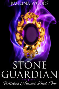 Cover of Stone Guardian by Paulina Woods