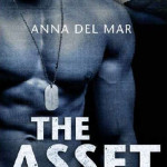 Cover of The Asset by Anna del Mar