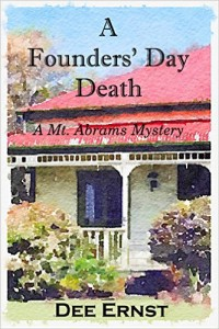 Cover of A Founders' Day Death by Dee Ernst