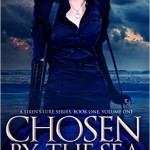 Cover of Chosen by the Sea by Renee Pace, a YA paranormal novel