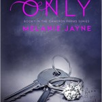 Cover of You Only by Melanie Jayne, a contemporary romance