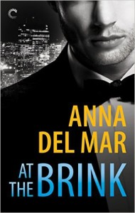 Cover of At the Brink by Anna del Mar an erotic romance