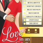Cover of romantic comedy anthology Love in an Elevator with Dee Ernst