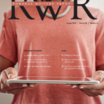 Cover of RWR August 2016 edition