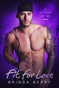 Cover of Fit for Love by Brinda Berry, a contemporary romance